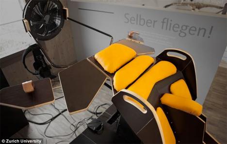 Oculus Rift Flight Simulator 2