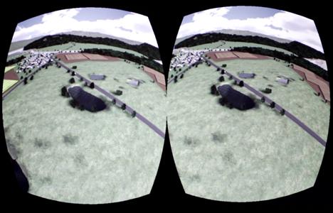 Oculus Rift Flight Simulator 4