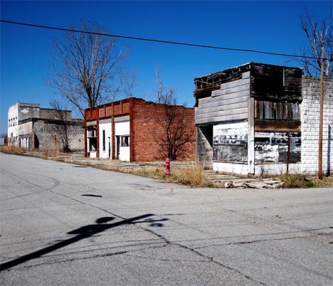 Picher Ghost Town 1