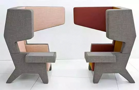 Privacy Chairs Prooff Ear