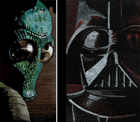 Star Wars Staple Mosaics 1