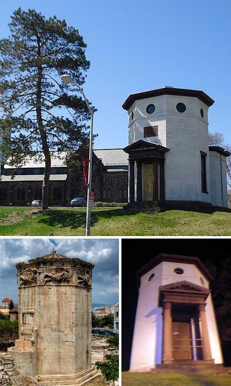 Daniel S. Schanck Rutgers abandoned observatory