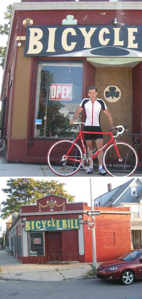 Bicycle Bill's Allston closed bike shop
