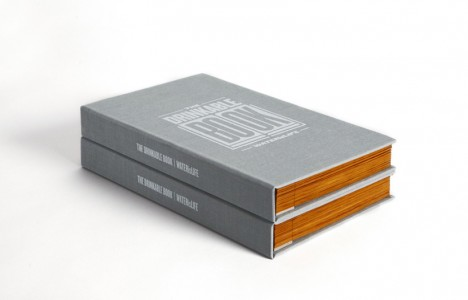 drinkable stacked book