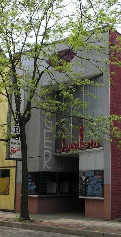 abandoned Blosers Jewelers New Kensington PA