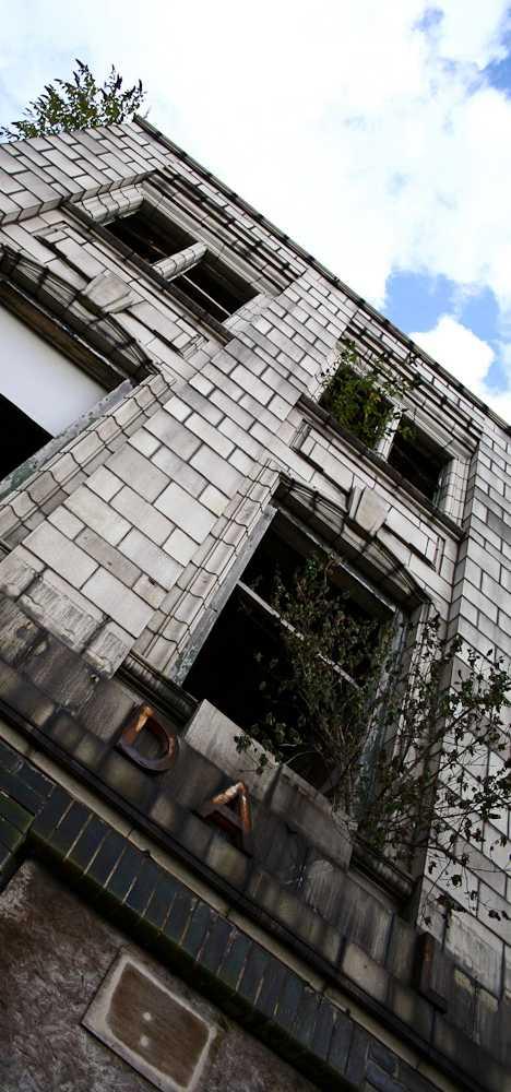 abandoned jewelry store Birmingham