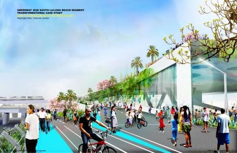 la greenway public space