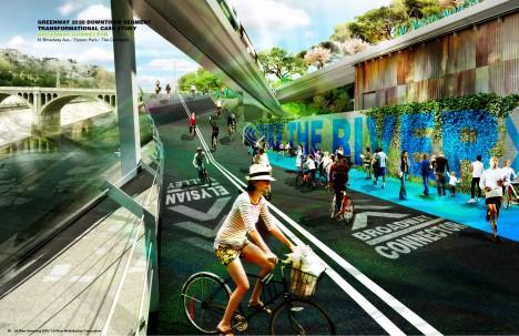 la greenway realistic rendering