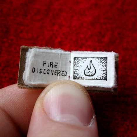 mini fire discovered page