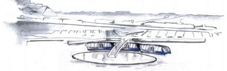 nautical bus taxi design