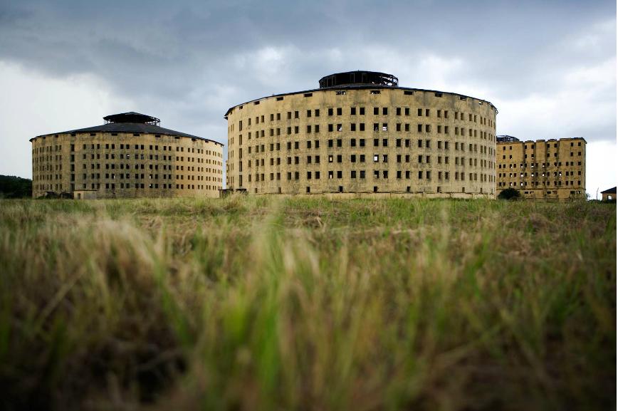 panopticon prison complex exterior