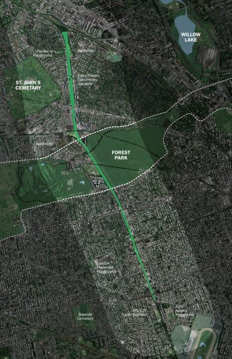queensway park project