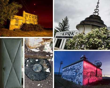 abandoned radio stations