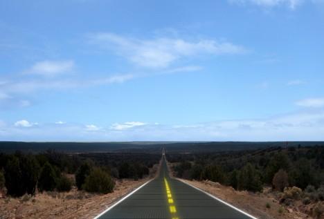 solar roadway rural highway