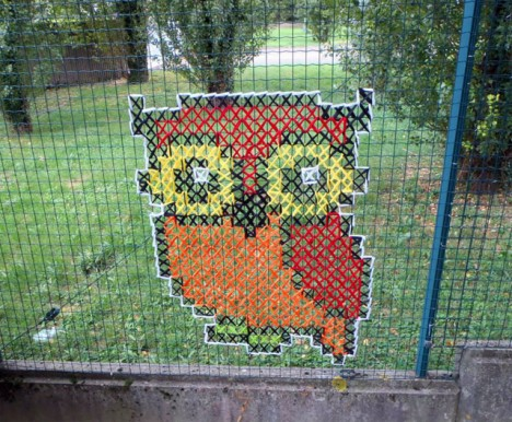 urban owl give hoot