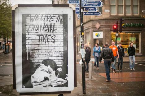 Brandalism Urban Intervention 9