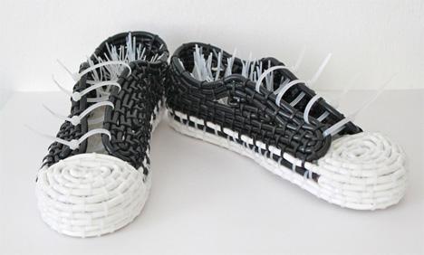 Cable Tie Sculptures 2