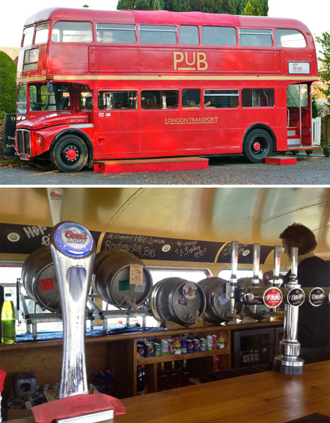 Converted Pubs Double Decker
