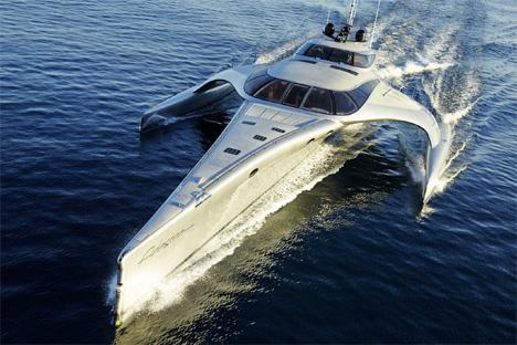 Fantasy Yachts Adastra