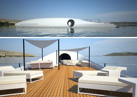 Fantasy Yachts Undersea