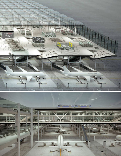 The Future Takes Flight 13 Forward Thinking Airport Ideas