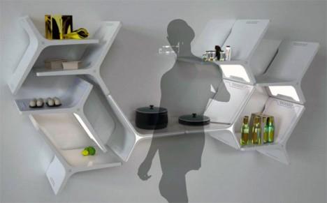Modular Kitchens Elements 1
