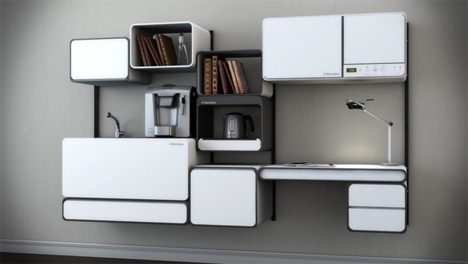 Modular Kitchens Fulcrum