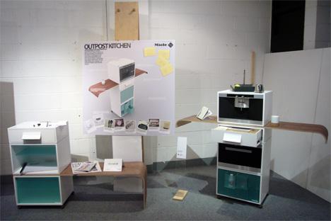 Modular Kitchens Outpost 1