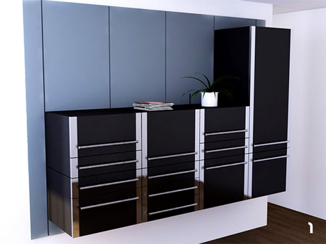 Modular Lift Kitchen 1