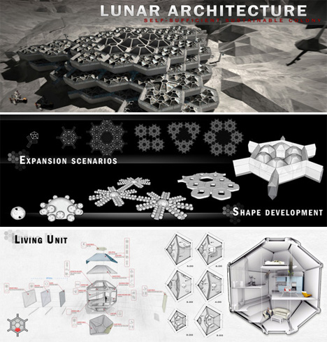 Space Architecture Fractal