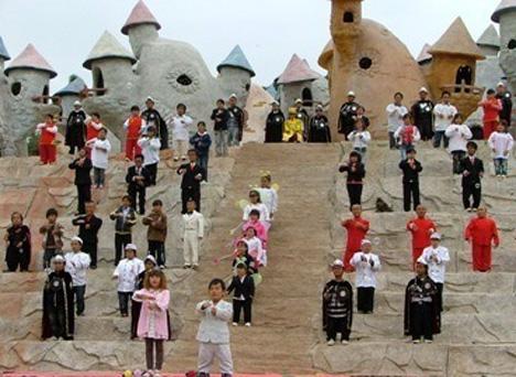 Strangest Cities Dwarf Village 1