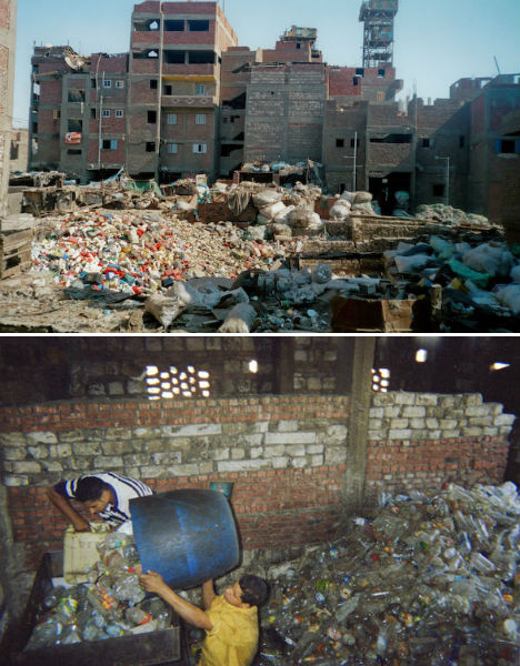 Strangest Cities Garbage Cairo 2