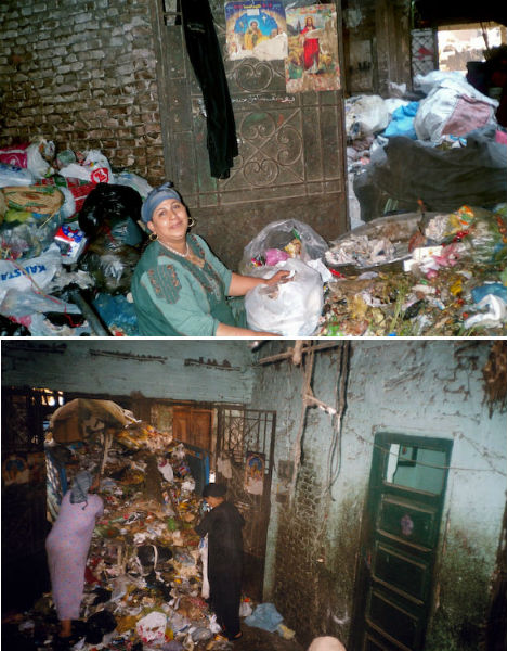 Strangest Cities Garbage Cairo 3