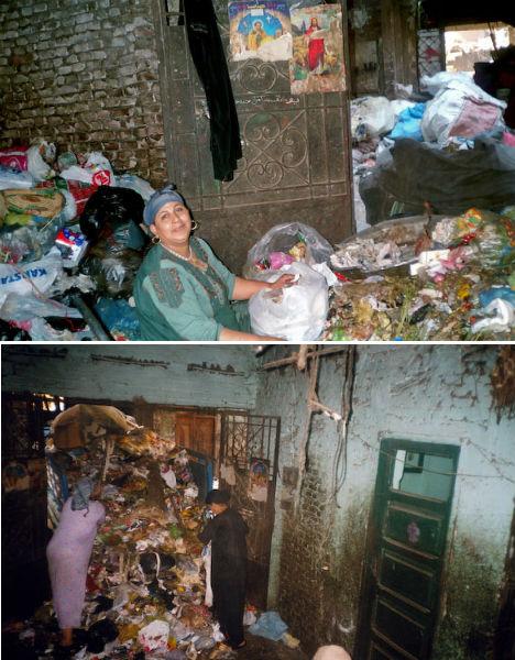 Strangest Cities Garbage Cairo 3