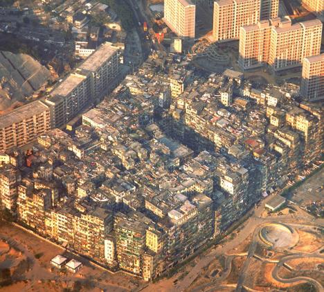 Strangest Cities Kowloon 1