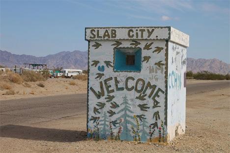 Strangest Cities Slab 1
