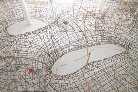 Tree Root Tunnel Installation 3