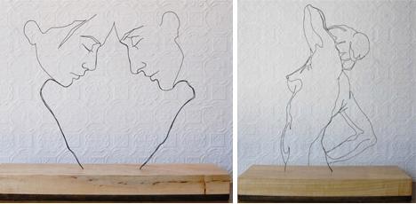 Wire Sculptures 2