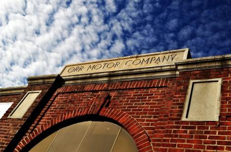 Orr Motor Company abandoned auto dealer Massachusetts