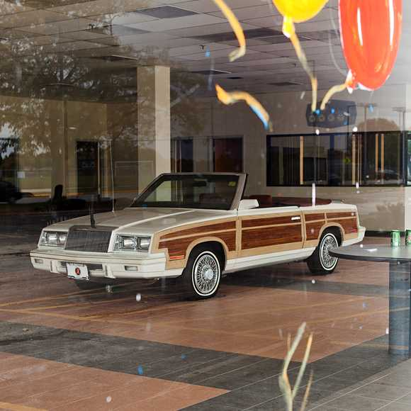 Zero Mileage: 12 Abandoned Automobile Dealerships