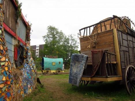 abandoned circus and prison, Turku, Finland