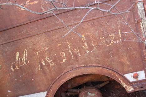 abandoned Gandini's Circus, Edmond, Oklahoma