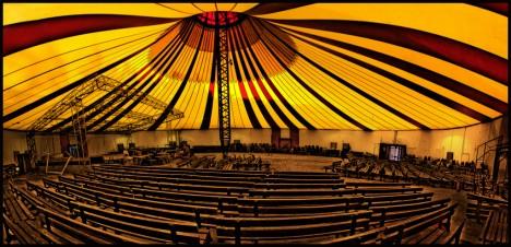abandoned circus Berlin