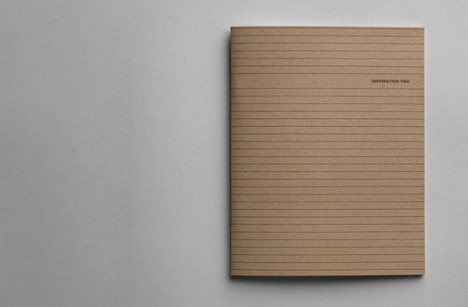 inspiration pad cover
