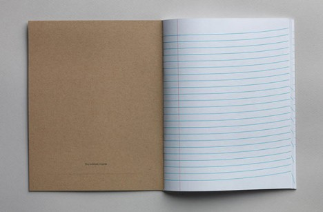 inspiration pad lined up