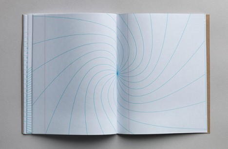 inspiration pad outward spiral