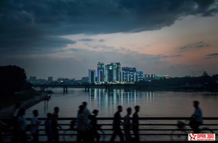 rare footage inside north korea