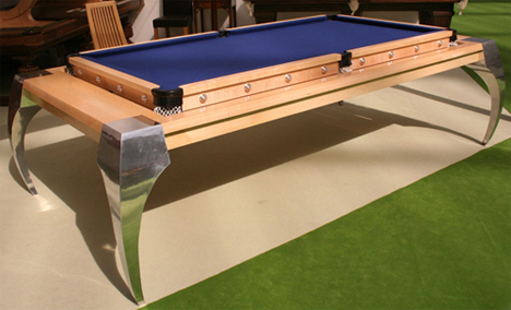 Flip For Fun 4 Clever Pool Tables That Convert