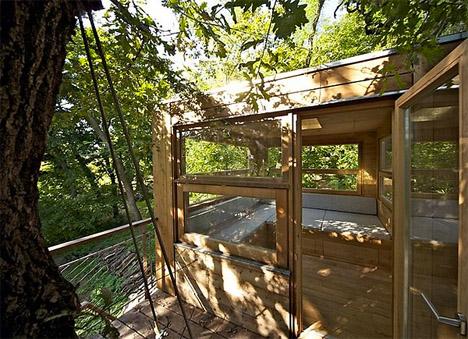 Baumraum Prague Treehouse 2
