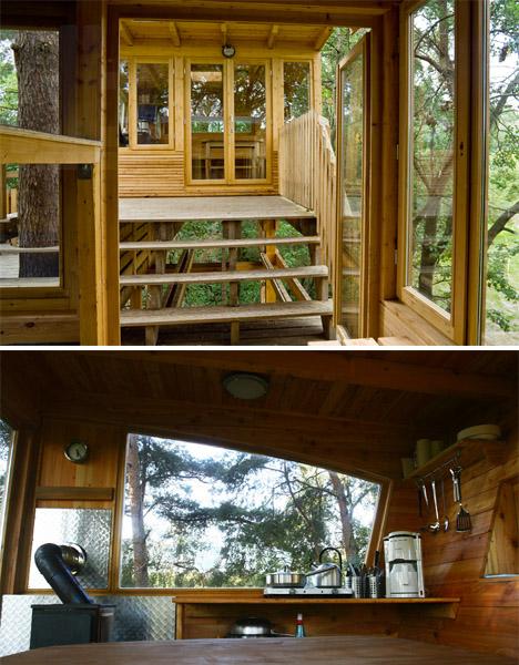 Baumraum Treehouse Almke 2